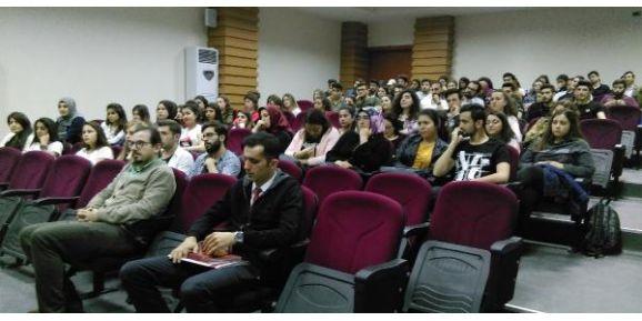 Manavgat Turizm Fakültesi'nde kariyer eğitimi