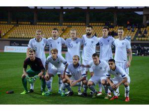 Finlandiya - Makedonya: 0 -0
