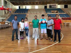 Engelli Çocuklar İçin Yaz Spor Okulu