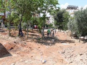 Pınarbaşı Mahallesine yeni park