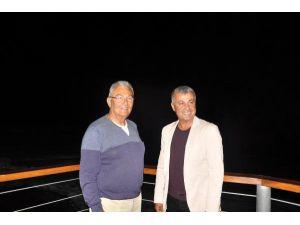 Baykal'dan Manavgat Şelalesi'ne övgü
