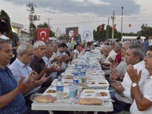 Muratpaşa'dan Mevlitli İftar Yemeği