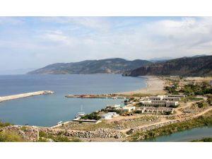 Yat limanı 2018'de tamamlanacak