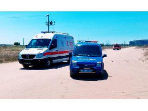 Manavgat'ta 'uçak düştü' iddiası ekipleri harekete geçirdi