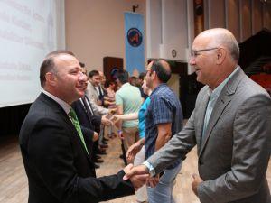 Akdeniz Üniversitesi Bayramlaştı