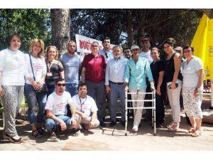 AKBÖHONDER'den 245 aileye gıda yardımı