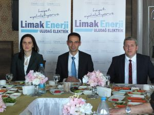 Limak Uludağ Elektrik 5 milyon nüfusa hizmet veriyor