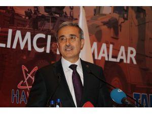 """Savunma Sanayii Müsteşarı Demir: """"Ar-Ge projelerinin hacmi yaklaşık 1,5 milyar TL"""""""