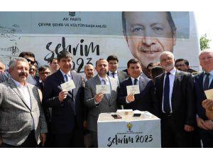'Şehrim 2023' projesi