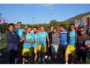 Kemer'de Dostluk ve Kardeşlik Turnuvası başladı (2)