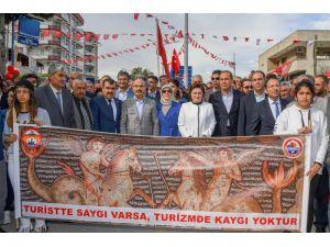 Yumurtalık'ta Turizm Haftası kutlamaları