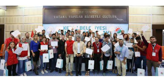 'Yerel Politika Gençsiz Olmaz Çalıştayı' sona erdi