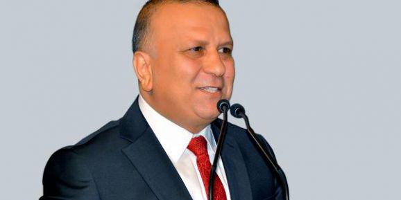 Başkan Boztaş'tan 23 Nisan mesajı
