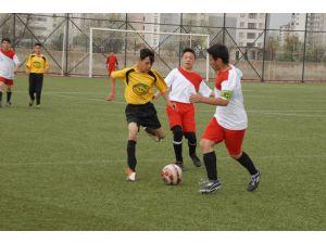 Kayseri U-13 Futbol  Ligi B Grubu