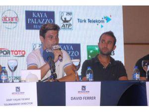 Antalya Open Tenis Turnuvası yarın başlıyor