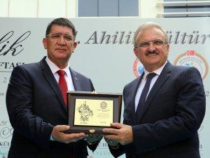 Antalya'da Ahilik Kültür Haftası törenle kutlandı
