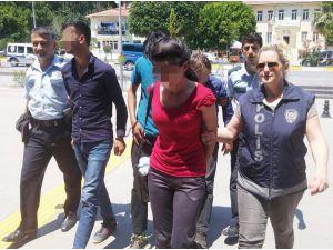 Çalıntı motosikletler Manavgat'ta bulundu