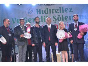 Bayırköy'de Hıdrellez ve Gençlik Festivali konseri