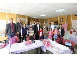 Sağlık-Sen Engelliler Komisyonu'ndan işitme engelli öğrencilere ziyaret