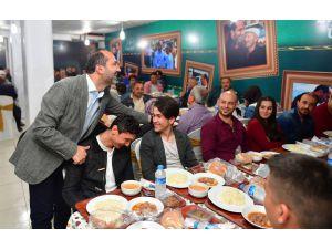 Ünye Belediyesinden 5 yıldızlı iftar