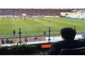 Aydemir: 'Teşekkürler Erzurumspor'