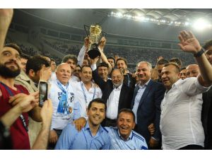 """Başkan Sekmen: """"Şampiyonluğumuz inanç ve azmin zaferidir"""""""