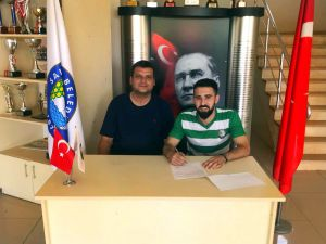 Salihli Belediyespor'dan çifte transfer