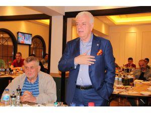 Bursaspor Başkanı Ali Ay: