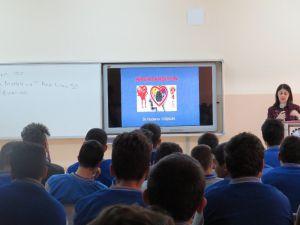 Okullarda sağlık eğitimi