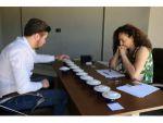 Edremit'te zeytinyağı tadım eğitimi yapıldı