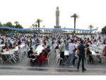 TÜMSİAD'tan 2 bin kişilik iftar yemeği
