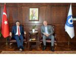Bakan Pakdemirli'den 'Tarım OSB'ye tam destek