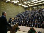 """Cumhurbaşkanı Erdoğan: """"Söyleye söyleye girilmez, bir gece ansızın girilir"""""""