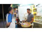 Burhaniye'de zeytinyağına gece pazarı