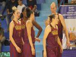 FIBA Kadınlar Euroleague: BLMA: 56 - Yakın Doğu Üniversitesi: 80