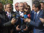 CHP Lideri Kılıçdaroğlu, Muhtarlar Konfederasyonunu ziyaret etti