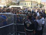 Kadıköy'de derbi gerginliği