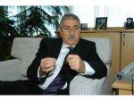 """TESK Başkanı Palandöken: """"15 milyar dolarlık katar yatırımı TL'yi güçlendirir"""""""
