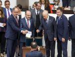 Türkiye Büyük Millet Meclisi Başkanlık seçiminde ikinci tur oylamaları başladı
