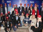 """Prof. Dr. Çağrı Erhan: """"Türk Üniversiteleri olarak 150 ülkeden 120 bin öğrenciyi ağırlıyoruz"""""""