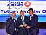 'Türkiye'nin 500 Büyük Hizmet İhracatçısı'ödül töreninde THY'ye birincilik