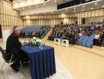 SDÜ öğrencilerine katılım bankacılığı konferansı