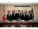 Adana Yeminli Mali Müşavirler Odası'nda Görev Değişimi