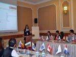 NAMUN 2017 etkinliği Ankara'da gerçekleştirildi
