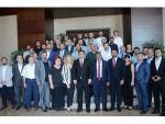 Tesis Yönetim Sektörü İş Adamı Suat Sandal Başkanlığında Toplandı