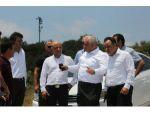 Erdemli'de Gıda İhtisas Organize Sanayi Bölgesi Çalışmaları Başladı