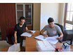Üniversite Öğrencileri Kurayla İşbaşı Yaptı