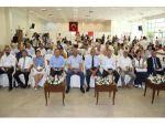 Mersin'de 'Kadın Kooperatifçiliğinin Güçlendirilmesi Çalıştayı' Düzenlendi