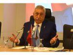 """Tesk Başkanı Palandöken: """"Bankalar Ekmedikleri Yerden Biçiyorlar"""""""