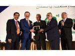 Pakistan Devlet Başkanı Arif Alvi'den Hisarcıklıoğlu'na Ödül